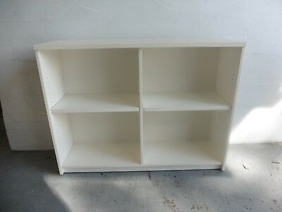 Office White Bookcase 1200Mm Brisbane