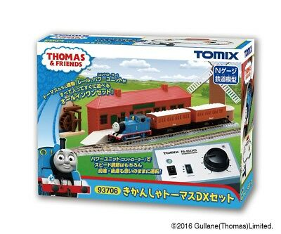 TOMIX, All in One Starter Set 93706, Thomas and Friends DX Set from Japan!