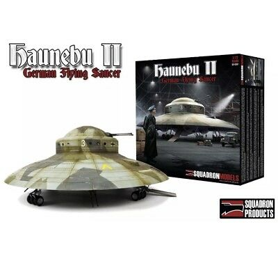 Squadron SQM0001 Haunebu II German Flying Saucer