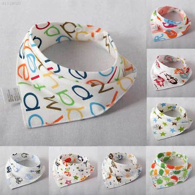 Baby Bibs Saliva Towel Newborn Bandana Dribble Triangle Head Scarf Cute Lovely