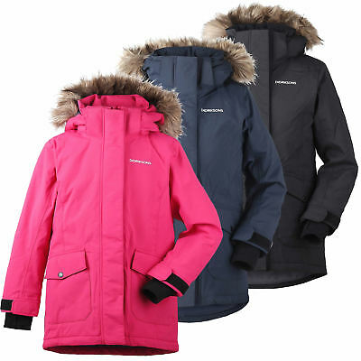79b294fb972d DIDRIKSONS SASSEN GIRLS Waterproof Parka - £74.95