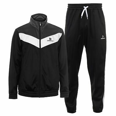 Donnay Hombres Poly Tracksuit Mens Chándal