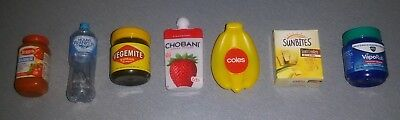 Coles Little Shop Miniatures Collectable you choose *Free Shipping*