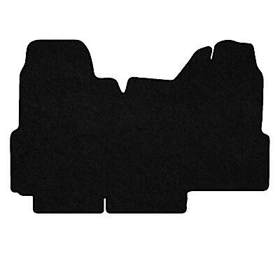 Tailored Floor Mat For Ford Transit 2000-2006  1-Pce Front With Gearstick Cutout
