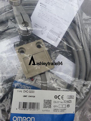 NEW OMRON limit switch D4C-3220