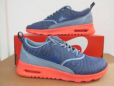 huge discount 17c3f 6b0e7 Nike Femmes Air Max Thea Jrcrd Basket Course 718646 400 Baskets Enlèvement