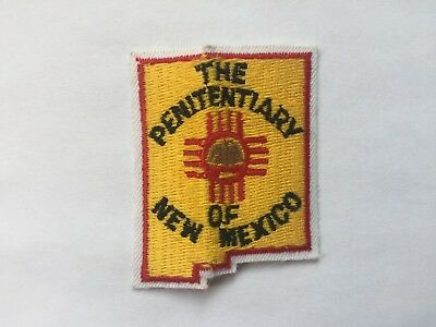 NEW MEXICO Penitentiary Patch