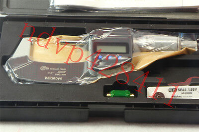 1PCS Mitutoyo Brand New Digital Micrometer 293-341-30 25-50mm 0.001mm