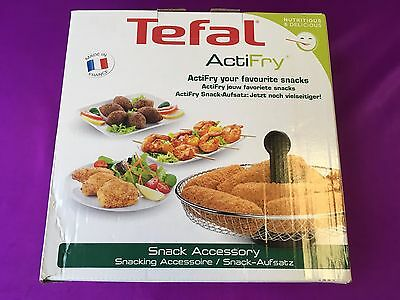 Genuine Tefal Actifry Snacking Basket For Original, Express XL 1.5 kg