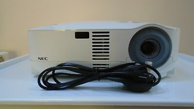 NEC VT59 LCD Projector (Good Condition and Very Good Picture Quality)