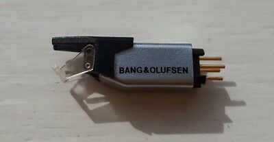 "/""REPAIR SERVICE WITH NEW NEEDLE/"" FOR B/&O MMC4 MMC5 CARTRIDGE STYLUS BANG OLUFSEN"