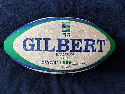 Image result for GILBERT OFFICIAL BALL RWC 1999