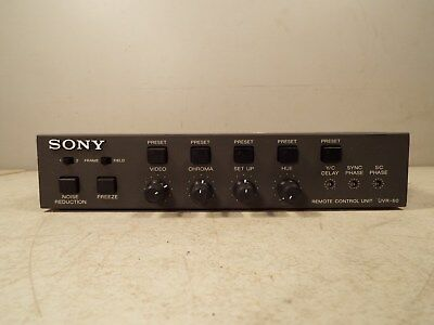Sony UVR-60 Remote Control Unit