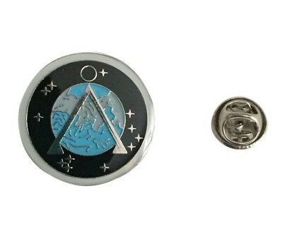 Stargate SG-1 Project Earth Logo Enamel Metal Lapel Cosplay Costume Pin