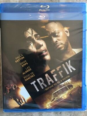 Traffik (Blu-ray Disc, 2018) Brand New Paula Patton Omar Epps Canadian SEALED