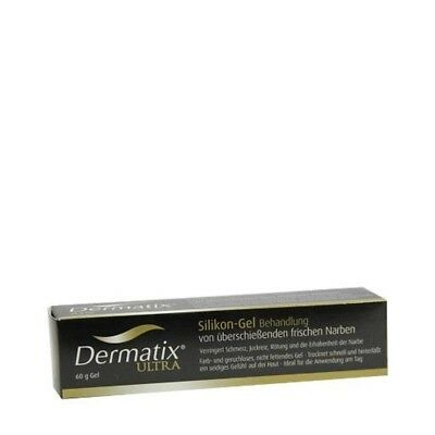 US SELLER Dermatix Silicone Gel 15 G / 0,5 Oz USA Delivery 3 - 5 Days With UPS