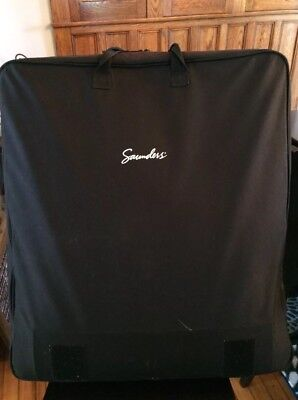 Saunders Lumbar Traction Device with Bag