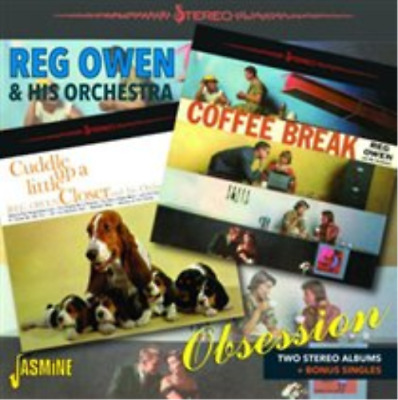 Reg Owen & His Orchestra-Cuddle Up a Little Closer / Coffee  (US IMPORT)  CD NEW