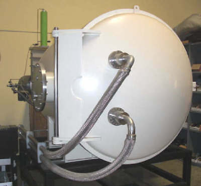 "Thermal Vacuum Horizontal Space Simulation Chamber - 52"" Diameter x 50"" Deep"