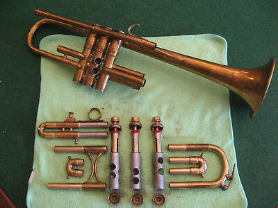 King Liberty Trumpet 1919, Well Loved Instrument