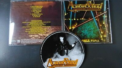Agent Steel ‎– Unstoppable Force , CD, Fono Records Russia