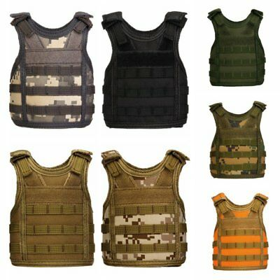 Adjustable Bottle Cooler Beverage Insulator Tactical Vest Beer Soda Mini Cooler