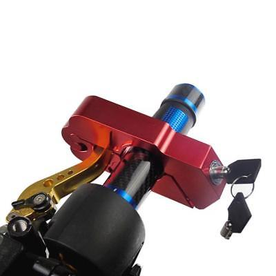 Electric Vehicle Motorcycle Scooter Handlebar Lock ATV Brake Clutch Security
