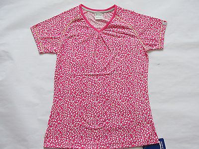 berghaus womens ditsy print t shirt AF top 420872 floral