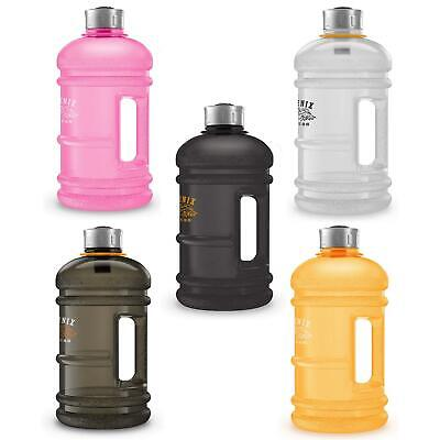 1 Litre Drinks Bottle (BPA-Free) - 5 colours to choose from!