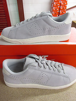 best service 2aa6d 127e1 Nike Tennis Classic CS Suede mens Trainers 829351 001 Sneakers Shoes