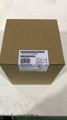New Siemens CENTRAL PROCESSING UNIT 6ES7314-6CG03-0AB0 In Box FREE SHIPPING