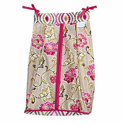 Waverly Jazzberry Diaper Stacker