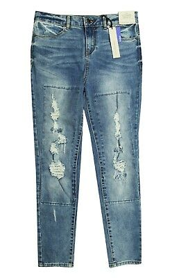 New Kids Calvin Klein Jeans Ultimate Skinny Ripped Stretch Jeans 14