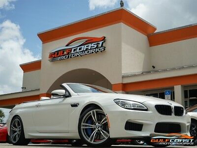 2017 BMW M6 White Interior! 2017 BMW M6 Automatic 11K MILES RARE COLOR COMBO