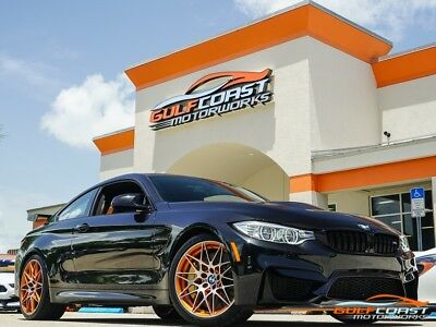 2016 BMW M4 GTS Extremely Rare! 2016 BMW M4 GTS Automatic 2-Door Coupe