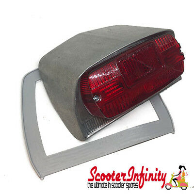Rear Light Lambretta (LI, SX, TV)