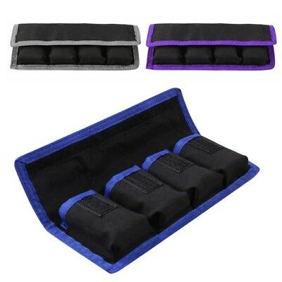 DSLR Battery Bag Holder Protective Case Pack for Canon LP-E6 LP-E8 LP-E10 LP-E12
