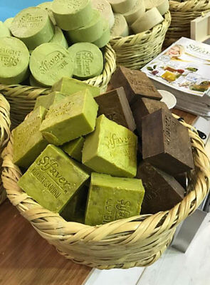 Traditional Naturel handmade/homemade Turkish Soaps  * BUY 2 GET 1 FREE *