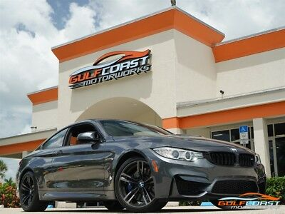 2016 BMW M4 Automatic 5K MILES LOADED WITH OPTIONS 2016 BMW M4 Automatic 5K MILES LOADED WITH OPTIONS