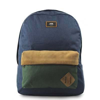 VANS OLD SKOOL II Backpack Dress Blues Darkest Spruce