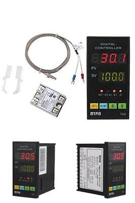 MYPIN Universal Digital TA6-SNR PID Temperature Controller with Relay DIN 1/8