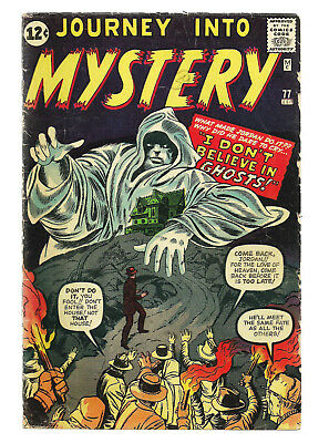 Journey Into Mystery # 77