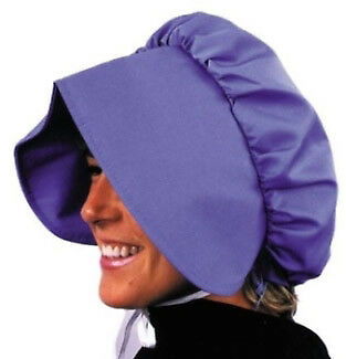 Bonnet Pioneer-One Size Fits Most-Blue by Rasta Imposta