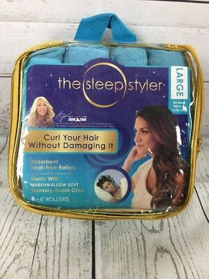 The Sleep Styler Large For Long Thick Or Curly Hair