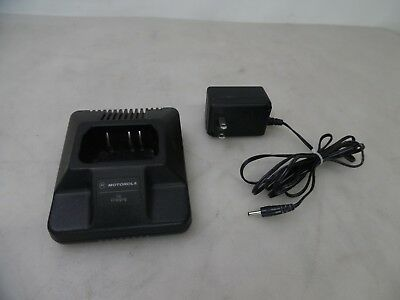 Motorola OEM HTN9702A Charger for P110, P1225, GP300, & GP350
