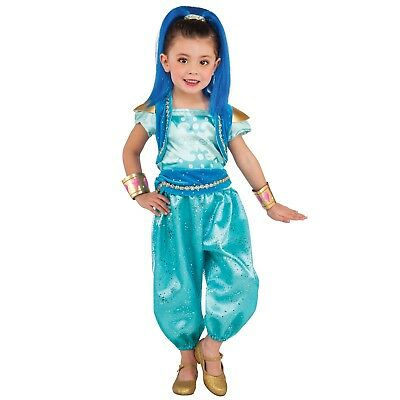 Shimmer & Shine: Shine Deluxe Toddler Costume by Rubies