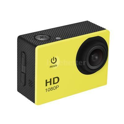 1080P 12MP Action Sports Camera 2inch LCD 140 Degree Lens 30m Waterproof T9S2