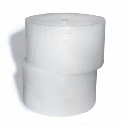 """Poly 3/16""""x 24"""" Small Bubbles Perforated at 12"""" 300 ft  bubble Roll BS12 Poly"""