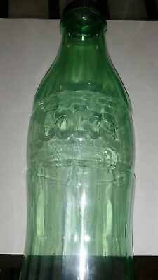 Coca Cola COKE Bottle Bank (11 3/4 inch)