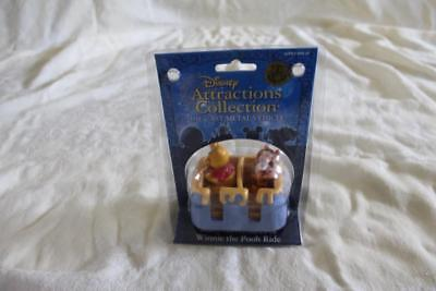 Disney's Attractions Collection Die Cast Metal Vehicle Winnie the Pooh Ride
